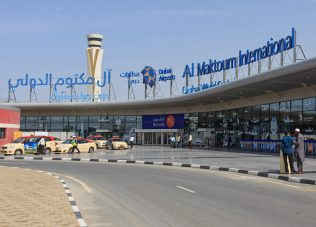 Dubai weighs options for airport megaproject funding