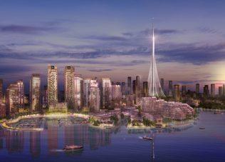 Emaar receives bids for world's tallest tower in Dubai