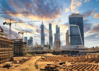 Dubai construction holds steady in 2018