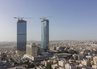 Jordan's construction segment sees lull in big projects