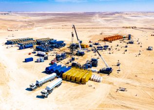 UAE's gas discoveries bring self-sufficiency goal closer