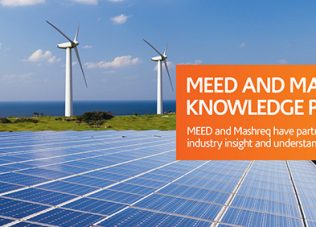 Energy trends – MEED Mashreq Energy Partnership Newsletter – March 2020