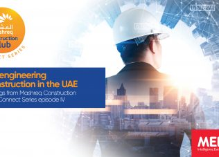 CONNECT SERIES: Reengineering construction in the GCC