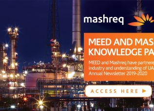 MEED Mashreq Energy Partnership Newsletter – Annual roundup 2019/2020