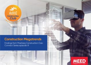 CONNECT SERIES: CONSTRUCTION MEGATRENDS